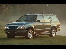 1996 Ford Explorer Limited Edition