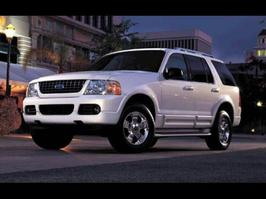 2003 Ford Explorer Limited Edition