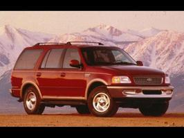 1997 Ford Expedition XLT
