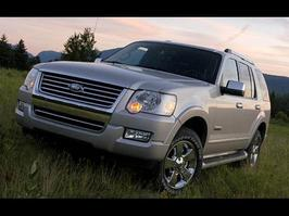 2007 Ford Explorer Limited Edition