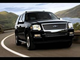2008 Ford Explorer Limited Edition