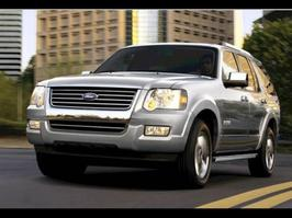 2009 Ford Explorer Limited Edition