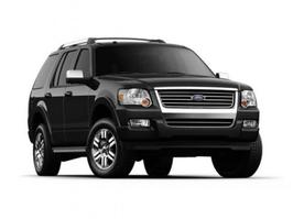 2010 Ford Explorer Limited Edition
