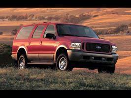 2004 Ford Excursion Eddie Bauer