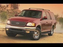 2001 Ford Expedition Eddie Bauer