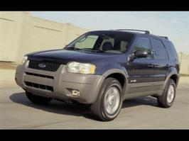 2002 Ford Escape XLT