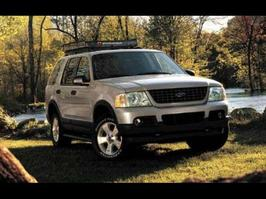2004 Ford Explorer NBX