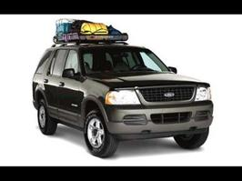 2003 Ford Explorer NBX