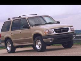 2001 Ford Explorer Limited Edition