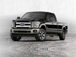 2013 Ford F-250 King Ranch