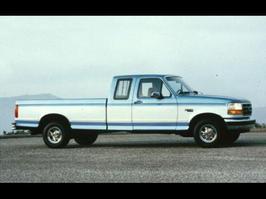1992 Ford F-150 Custom