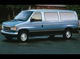 1996 Ford Econoline E-250