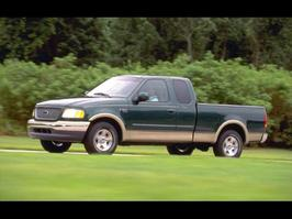 2000 Ford F-150 Work Series