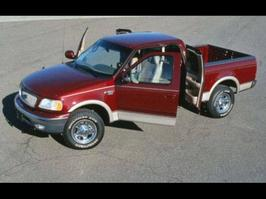 1999 Ford F-150 Work Series