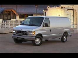 2001 Ford Econoline E-350