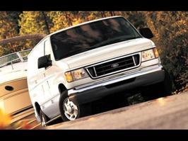 2003 Ford Econoline E-350