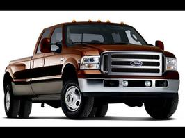 2007 Ford F-350 King Ranch