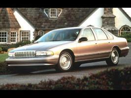 1996 Chevrolet Caprice Classic/Impala
