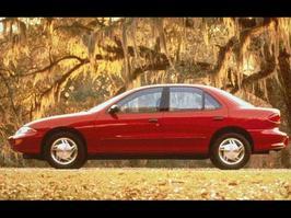 1998 Chevrolet Cavalier Base