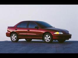 2001 Chevrolet Cavalier LS