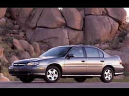 2004 Chevrolet Malibu Classic Base