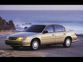 2001 Chevrolet Malibu Base