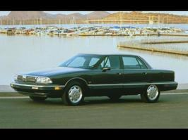 1996 Oldsmobile Ninety Eight Regency Elite