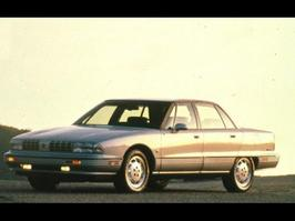 1993 Oldsmobile Ninety Eight Regency