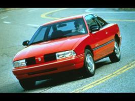 1996 Oldsmobile Achieva SC