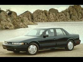 1996 Oldsmobile Cutlass Supreme SL