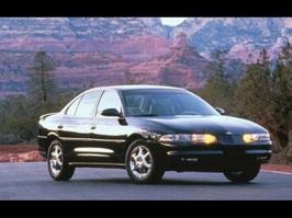 1999 Oldsmobile Intrigue GL