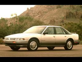 1990 Oldsmobile Cutlass Supreme SL