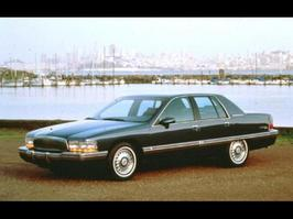 1994 Buick Roadmaster Base