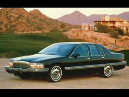1993 Buick Roadmaster Base