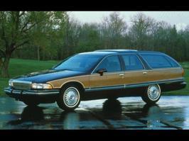 1992 Buick Roadmaster Estate