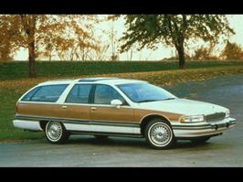 1991 Buick Roadmaster Estate
