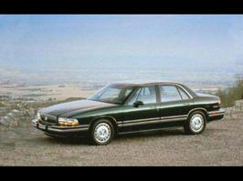 1995 Buick LeSabre Limited Edition