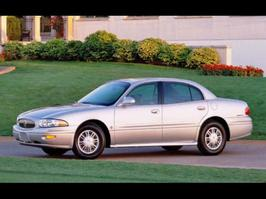 2002 Buick LeSabre Limited Edition