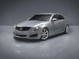 2013 Cadillac ATS Performance