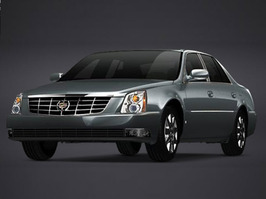 2010 Cadillac DTS Luxury