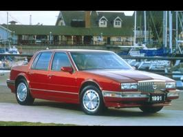 1991 Cadillac Seville STS