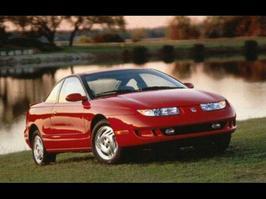 1997 Saturn S-Series SC