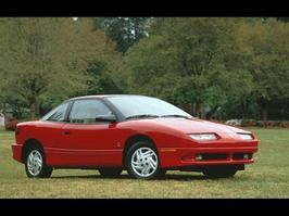 1996 Saturn S-Series SC