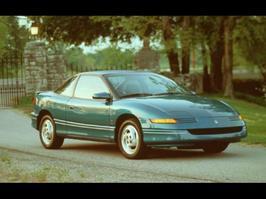 1992 Saturn S-Series SC