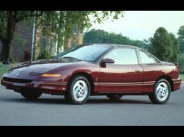 1995 Saturn S-Series SC