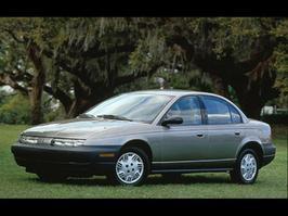 1996 Saturn S-Series SL