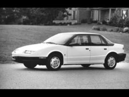 1993 Saturn S-Series SL