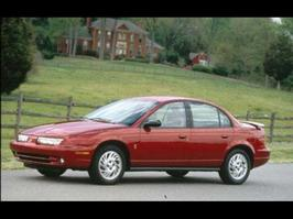1997 Saturn S-Series SL