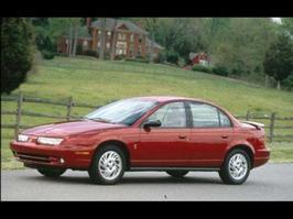 1998 Saturn S-Series SL