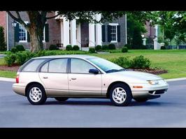 2001 Saturn S-Series SW